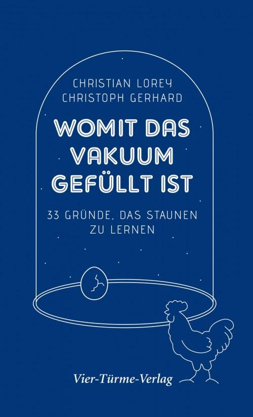 """BuchBesuch: """"Astronomie und Glaube - Das Staunen wieder lernen"""""""